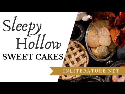 Sweet Cakes [SLEEPY HOLLOW]   In Literature