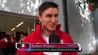 Abandera Olegario Vázquez Raña delegación mexicana a Juegos Olímpicos de Invierno
