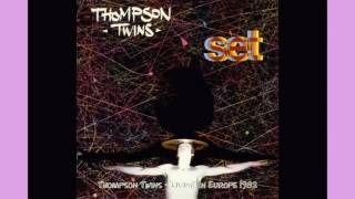 Watch Thompson Twins Living In Europe video