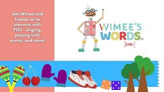 Wimee's Words - PAIRS