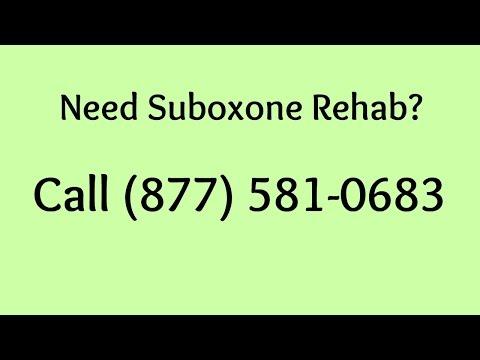 Suboxone Clinic Atlanta GA - Call 877 581-0683