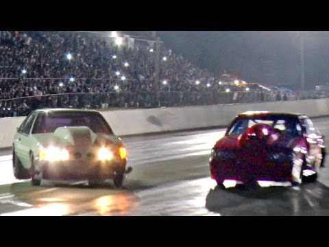 Chuck's SAVE OF THE YEAR – Death Trap Mustang!!!