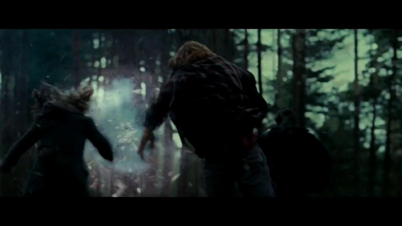 Побег от егерей   Гарри Поттер и Дары Смерти. Часть 1 ...