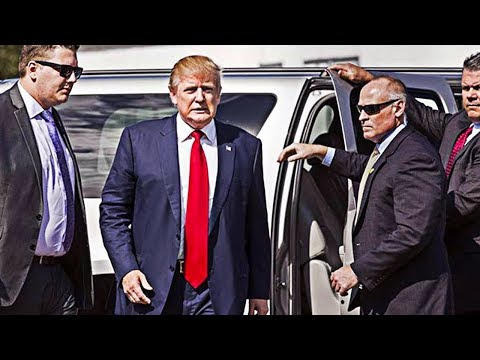 10 Insane Facts About Donald Trump's Security
