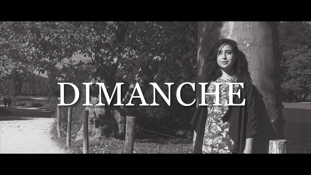 Jeff Ludovicus) DIMANCHE feat | kahina Ouali  | (Allison Mareek | (Julien Grattard)