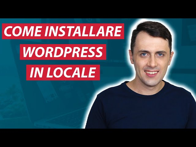 Come installare WordPress in locale con XAMPP 👊