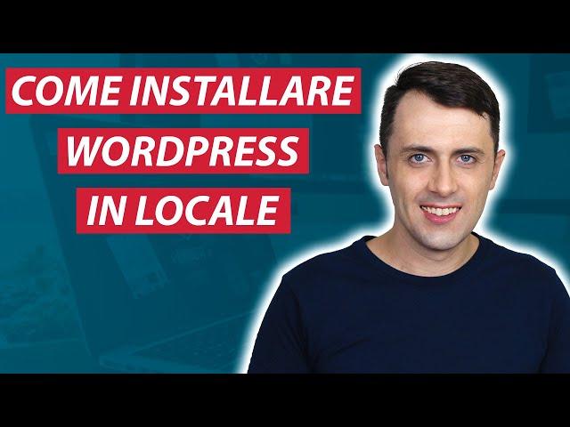 Come installare WordPress in locale con XAMPP 👊
