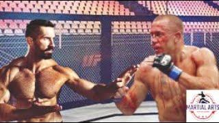 Scott Adkins Vs Georges St pierre - EA SPORTS UFC 3