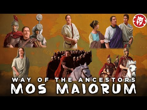 Mos Maiorum: What led to the fall of the Roman Republic?