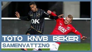 Reuzendoder NAC Breda halvefinalist na nieuwe stunt in Alkmaar