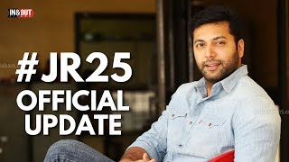 Jayam Ravi's New Movie Update | JR25 | Lakshman | Home Movie Makers | Inandout Cinema