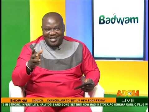 Badwam Mpensenpensenmu on Adom TV 30 10 18