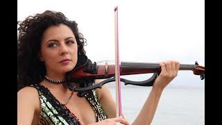 "Stella Manfredi Violin ""Tango for Maradona"" /Nuevaires Project /(Tango Santa Maria, Gotan Project)"