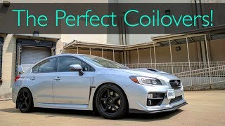 homepage tile video photo for FORTUNE AUTO COILOVER INSTALL!!! (2016 WRX STI)