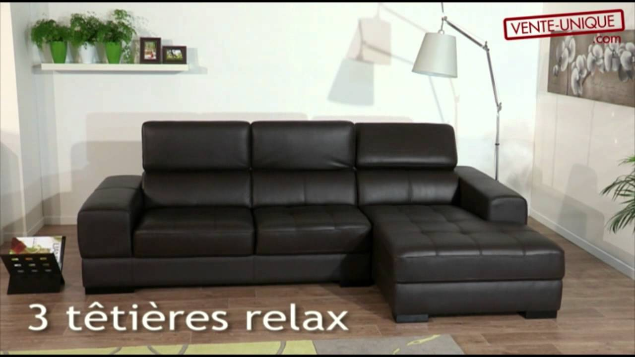 salon d 39 angle cuir pleine fleur empereur vente youtube. Black Bedroom Furniture Sets. Home Design Ideas