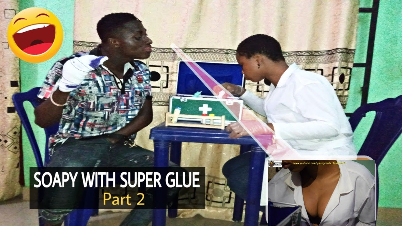 Download SOAPY With Super Glue Part 2 (East Comedy) (Episode 43) **Naira Marley Soapy