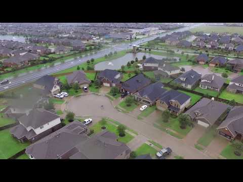Grand Mission Estates Richmond Texas Harvey Flood After