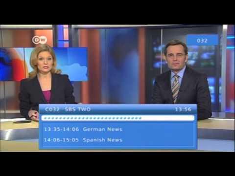 Digital TV Scan - Melbourne, Australia (5/2/2014) (Soniq T201)