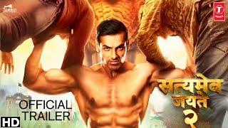 Satyamev Jayate 2 Trailer, John Abraham, Divya Khosla Kumar, Satyamev Jayate 2, #satyamevjayate2