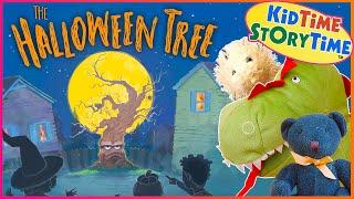The Halloween Tree ???? Halloween Read Aloud for Kids