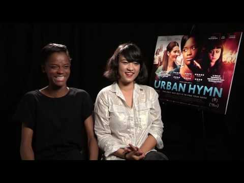Download Youtube: Letitia Wright and Isabella Laughland LOVE music. Urban Hymn interview.