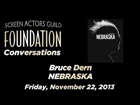 Conversations with Bruce Dern of NEBRASKA