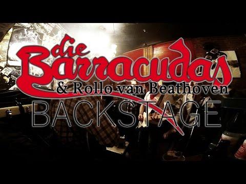 Barracudas Backstage Boogie: Samstagabend-Boogie-Woogie-Mann mit Rollo van Beathoven