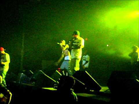 Wiz Khalifa Concert - Mullins Center 11/20/2010