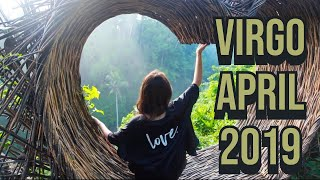 VIRGO LOVE TAROT READING: YOU ARE THE BEST THEY EVER HAD (APRIL 2019) thumbnail