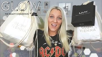 GLOW Wien 2020: GOODIE BAG Unpacking (34 Produkte & krasser Wert!)