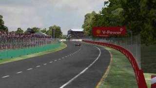2009 F1 ING Australian Grand Prix