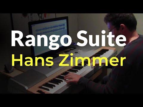 Rango Soundtrack (Suite) - Piano