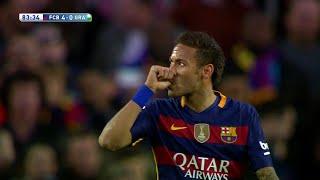 Neymar vs Granada (Home) 15-16 HD 720p - English Commentary