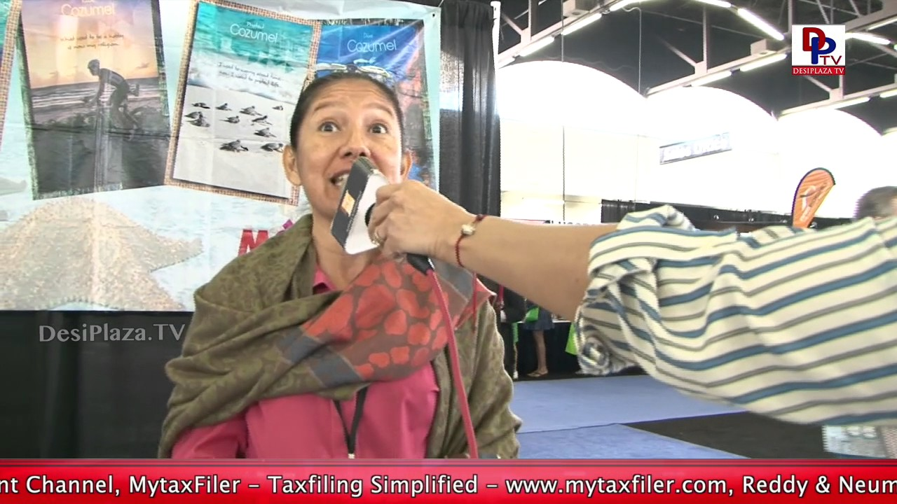 Regular participant of Travel & Adventure Show speaks to DesiplazaTV in Travel Expo at Dallas | DPTV