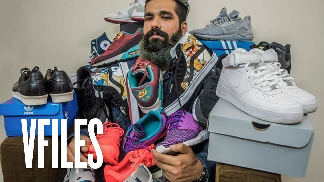 What Are Those? A History of Sneaker Culture - VFILES.DATA