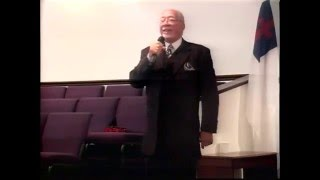 "Heart Of God Ministries/Charles Thomas singing ""I Sing Because Im Happy"""