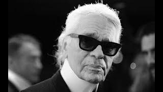 TOD MIT 85: Karl Lagerfeld war der König der Haute Couture in Paris