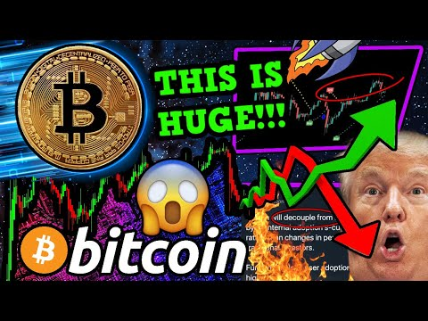 YES!! BITCOIN IS ABOUT TO DO SOMETHING AMAZING!!! NEXT 72 HOURS ARE CRITICAL!!
