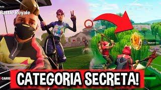 FREE SECRET CATEGORY | SEASON 5 WEEK 2 (FORTNITE)