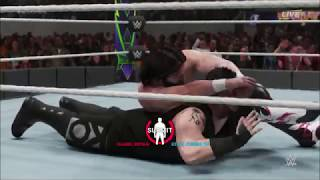 WWE 2K19 | All Finishers