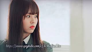 Gambar cover Korean Mix Hindi songs 💖 Love Triangle Love story 😟 Sad Love story video/////