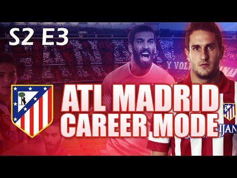 FIFA 15 Career Mode - THE LEAGUE BEGINS! - Atletico Madrid Career Mode S2E3