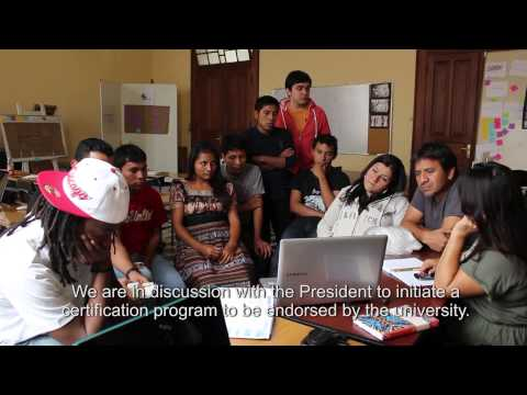 A new generation of cultural entrepreneurs in Guatemala
