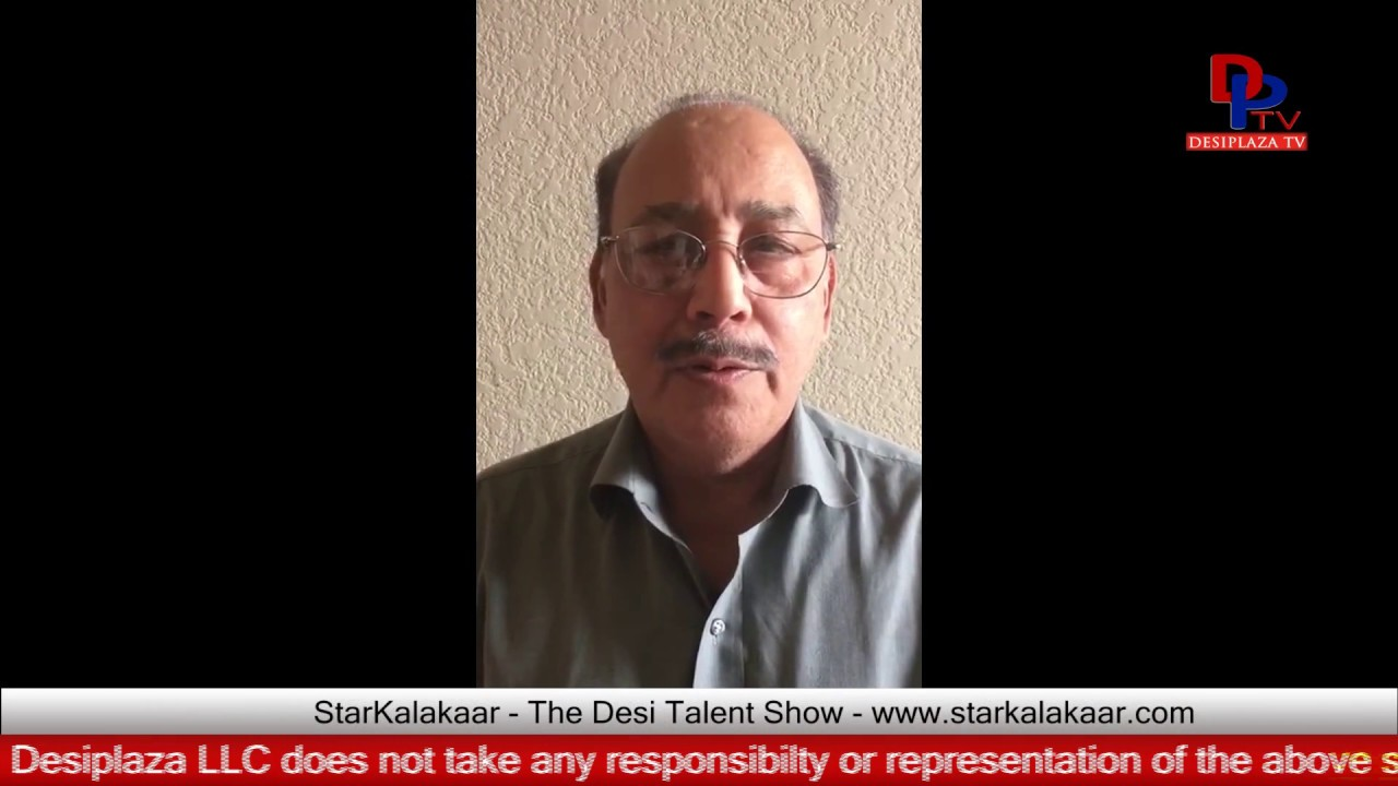 "Shri Gaur questions ""What is a Pakistani doing in IANT..?""    Shri Gaur questions IANT    Desiplaza"