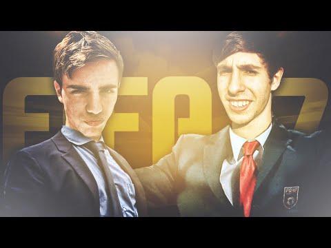 EL PRIMER RETO DE FIFA 17 !! Fran MG y Guido