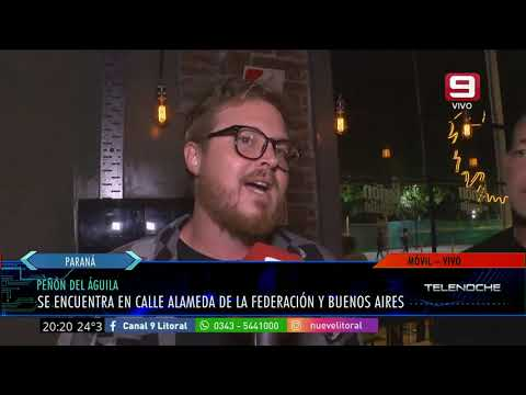 Peñón del Águila inauguró su local en Paraná