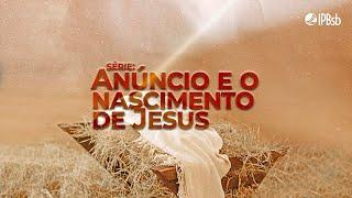 """2020-11-18 """"O anúncio glorioso"""" Isaias 9.6-7 - Rev André Carolino - Estudo Bíblico"""