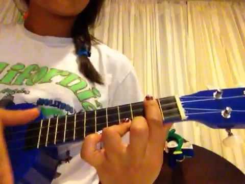 Lullaby By Lateeya Ukulele Cover Youtube