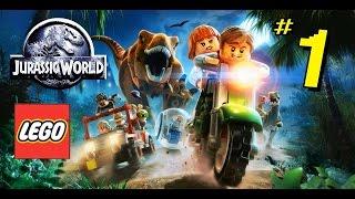 ◥蠢牛實況◤樂高:侏羅紀公園世界 Jurassic World LEGO-#1 搶先進入侏儸紀世界!