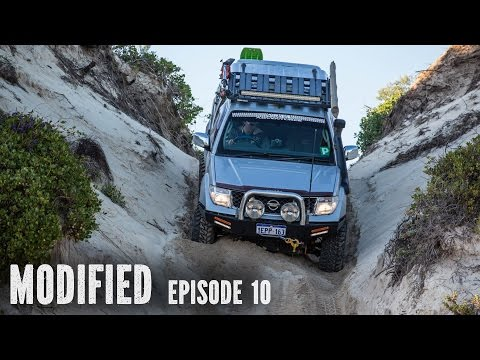 Modified Nissan Navara D40, modified episode 10